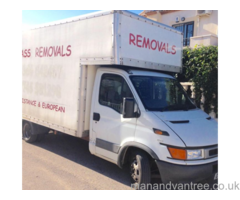 1st Class Removals-Local & Long distance-Free quotes Exmouth