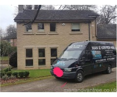 Man and Van Sheffield with 1 man or 2 fully insured small moves available nationwide