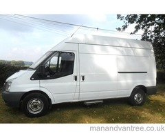 MAN & VAN BRISTOL Removals, Ebay Collections, Self Storage, Courier Services