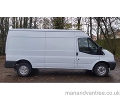 Same day Man and Van services Chester Friendly reliable professional