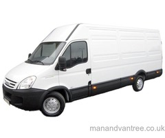 Man and Van delivery and collection service We have public liability and goods in transit insurance