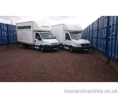 Man with a van Elgin - Thomastrans Removals & Storage in Moray