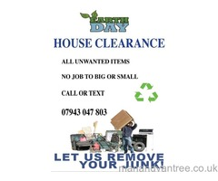 HOUSE CLEARANCES AND JUNK REMOVALS West End, Glasgow