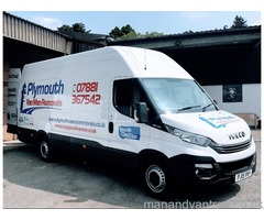 Plymouth Van Man Removals - Man And Van Hire - House Removals