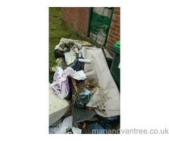 *Cheap* Rubbish removal waste clearances office metal garden green skip domestic man van house