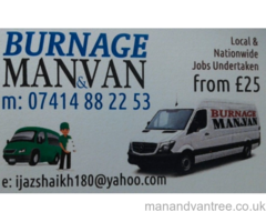 Burnage Man and Van Home and Rubbish Removals services Didsbury, Manchester