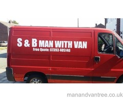 Man with Van Leigh, Manchester