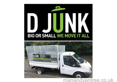Same day service D Junk Rubbish Removal glasgow and surrounding areas Anstruther, Glasgow