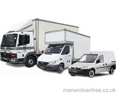 MAN AND LUTON VAN HIRE FROM £15 OFFICE HOUSE STORAGE RELOCATION ASSEMBLY IKEA CLEARANCE DELIVERY