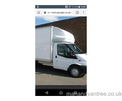 MAN AND VAN REMOVALS # £20#  Manchester City Centre, Manchester