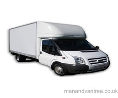 Removals/Man & Van/House Clearance/IKEA Assembly/Luton moving truck/CHEAP PRICES
