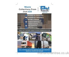 SG REMOVAL SERVICES - HOUSE AND GARDEN CLEARANCE Sheldon, West Midlands