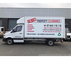 Man with a van in Glasgow and surrounding areas Knightswood, Glasgow