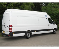 Cheapest Man with Van Hire from £15ph Short-Notice Quick Removals Services Islington, London