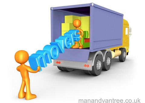 MAN WITH A VAN, Bridgend, Lady with a Van, Removals, Single Items Moved