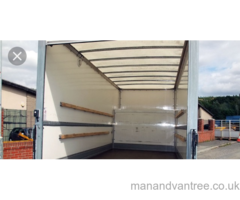 Harrow local national Europe man van beds sofa fridges full house movers to clearances