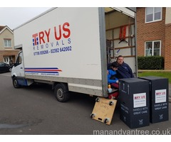 Try-Us Removals, storage and man and van Hampshire