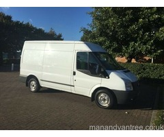 Man with van...fast and reliable on competitive prices