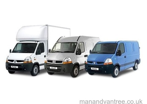 Man and Van Removal London Walthamstow - Competitive prices, call for a free quote!