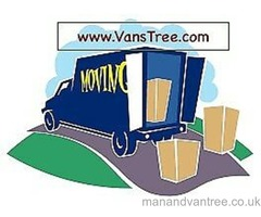 LOW COST MAN AND VAN HIRE WITH A REMOVAL SERVICE DELIVERY MOVER LWB BIG &amp