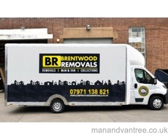 ESSEX CHEAP REMOVALS MAN & VAN HIRE SERVICE