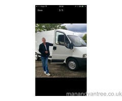 Man with a van Cameron Toll