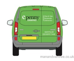 Reliable Man and Van Removals, Home Movers, Office Movers, Clearance, Disposal, Man with a Van Hire