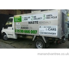 RUBBISH CLEARANCE WASTE DISPOSAL JUNK REMOVAL