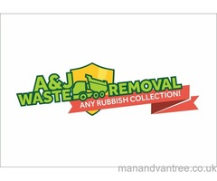 Rubbish clearance in Removal Services,A&J Waste Removal,ALL London Arek,50%off!!!