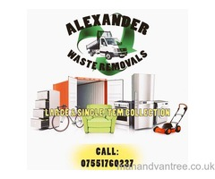 Rubbish collection waste removal Wimbledon London