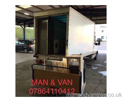 Man & Van - Relocations, House Removals, Single items, Newton-le-Willows