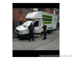 House Removals or Single item, Scrap metal, House Clearance, Cheap Man and Van from £20 A+ service
