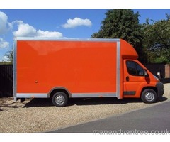ALL LONDON & UK MOVING - MAN & VAN HOUSE REMOVALS LUTON TRUCK HIRE SOFA BED FRIDGE DELIVERY