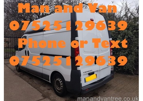 Man and van bolton and around lancashire phone or text for a quote Bolton