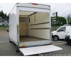 Professional Removal Service-Low cost-man-van