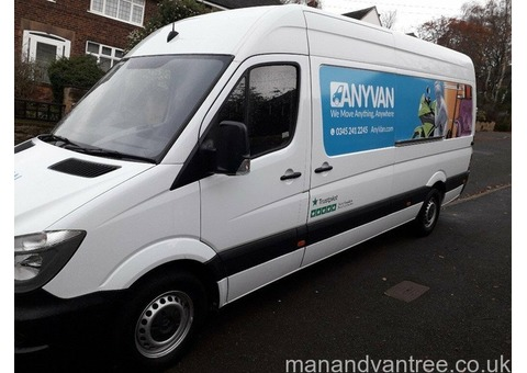 MAN AND VAN REMOVAL SERVICES NOTTINGHAM BIG OR SMALL JOBS STUDENT MOVES CLEARANCES LOXLEY REMOVALS