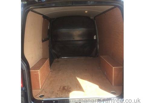Friendly van with man for hire-£25ph - book by text! same day bookings taken