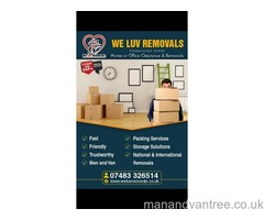 MAN & VAN + FULL HOUSE REMOVALS Glasgow
