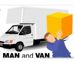 Man with van 24/7 short notice London luton van, man and van, van hire, removal, office move