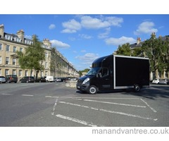 Bath removals Man and Van UK and Europe