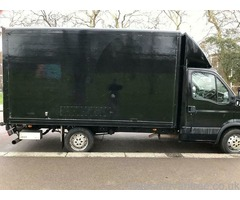 Man with van hire,van and man available 24/7 London Bow