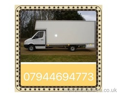 MAN&VAN REMOVAL HOUSE FLAT ROOM OFFICE STORAGE AND FURNITURE DISPOSAL SAM DAY SERVICE ASP