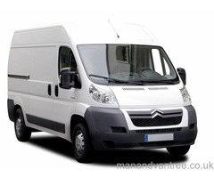 Man and Van Removals, Couriers, Delivery Drivers