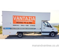 VANTAZIA | Stoke on Trent | Home | Office | Removal Company | Man & Van