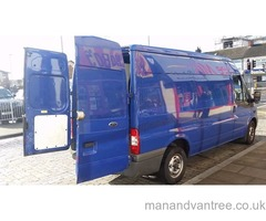 GOOD VALUE MAN & VAN SA1 AVAILABLE
