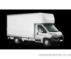Man and van hire, removal services, house or office removals from experienced man with van