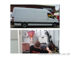 GB MAN AND VAN (7 DAYS A WEEK) Liverpool