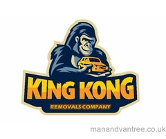 King Kong Removals - Starting at £10, Cheap Home moving, VAN & MAN, Moving service