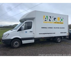 Man and Van - Anglo Carriers