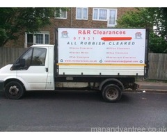 Rubbish, House, Office, Garage, Garden, Loft, Basement, & Shed Clearance, Builders Waste